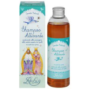 rebis, shampoo, attivante, caduta capelli, capelli forti, capelli sani, capelli voluminosi, nostini, forlì