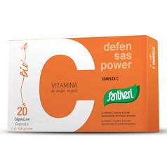vitamina c santiveri