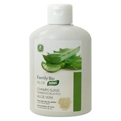 shampoo aloe delicato biologico santiveri